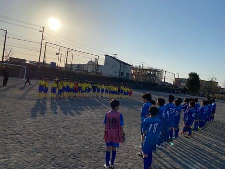 2021.2.20 U10-9クラストレーニングマッチ