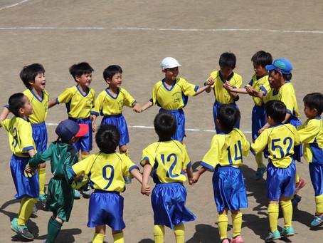 U8クラス第46回横浜市春季少年サッカー大会2日目