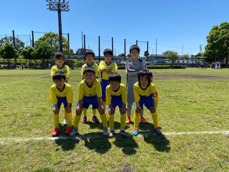 2021.5.2 U10クラス 第48回横浜市春季サッカー大会 初日