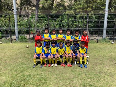 U12クラス JFA U12リーグ〈前期〉
