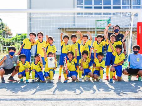 2021.7.18 U10クラス 草柳杯~優勝~