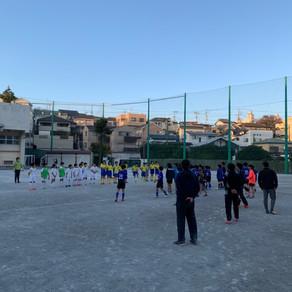 2020.11.15 U11クラストレーニングマッチ
