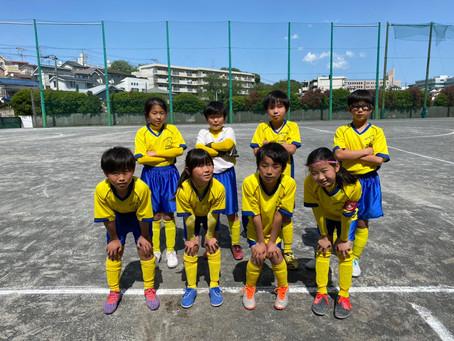 2021.4.18 U11クラス KANAGAWA ROOKIE LEAGUE / U-11