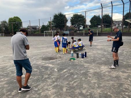2019.9.7 U12クラスリゲル ルーキーリーグ