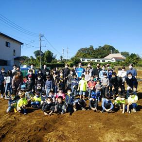 2020.10.25 U8-7クラス 芋掘り体験