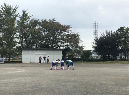 2019.11.3 U12クラス 海老名さつき杯順位戦