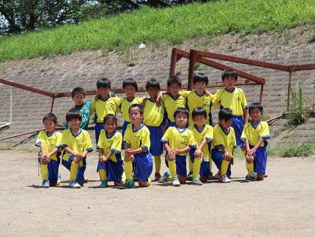 U8クラス第46回横浜市春季少年サッカー大会最終日