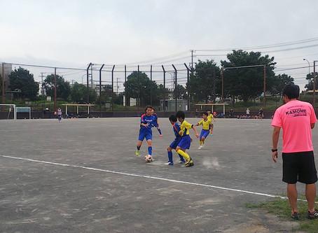 2020.9.22 U12クラス トレーニングマッチ
