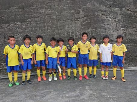 2019.9.8 U12クラスリゲルかもめサマーカップ