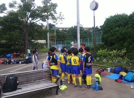2020.10.3 U12クラス JFAリーグ3-4節