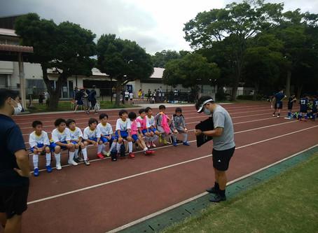 2020.8.1 U11クラス 横浜市18区代表U11サッカー大会神奈川区予選
