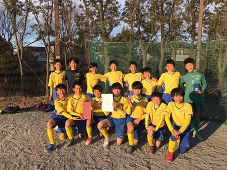 2020.2.2 U12クラス 第1回長坂杯トーナメント