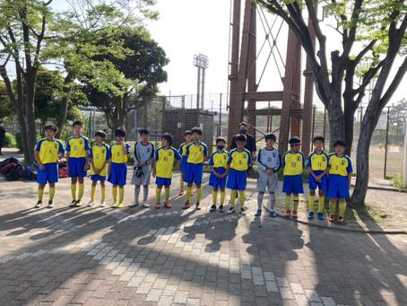 2021 5.9 U12クラス JFA U12リーグ4日目
