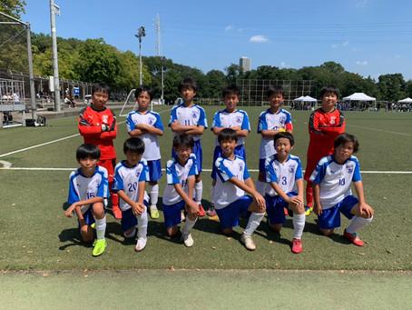 2021.8.1 U12クラス 第48回関東団地少年サッカー大会