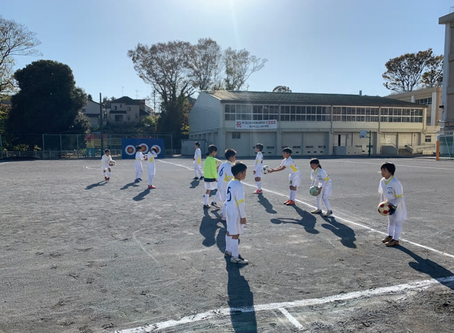 2019.11.30 U10クラストレーニングマッチ