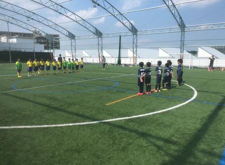 2020.8.14 U11クラス トレーニングマッチ