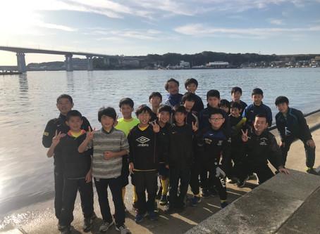 2019.11.16 U12クラス トレーニングマッチ