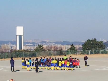 2020.1.13 U10-9クラス トレーニングマッチ