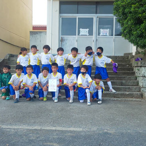 2021.7.11 U8クラス 横浜市春季サッカー大会最終日