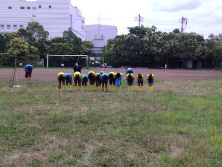 2021.6.27 U11クラス トレーニングマッチ