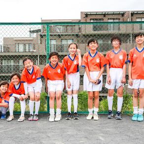 2021.5.5 LUNAクラス JFA U12リーグ2021少女の部
