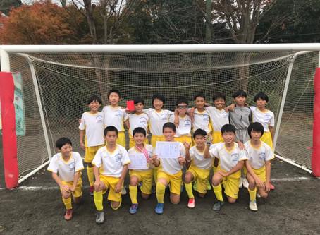 2019.11.24 U12クラス 第29回隼カップ