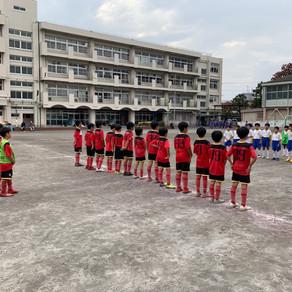 2020.11.8 U11クラス トレーニングマッチ