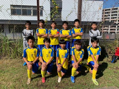 2021.10.2 U12クラス U12リーグ後期 初日