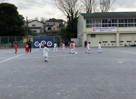 2020.1.12 U9-8クラス トレーニングマッチ