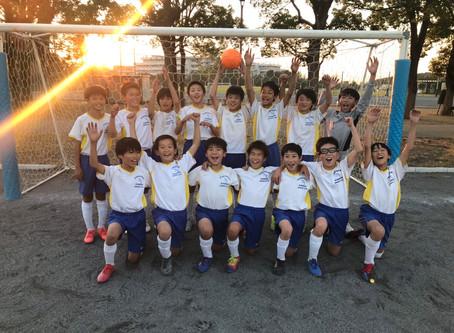 2019.11.9 U12クラス瀬谷区交流戦