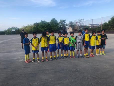 2021.5.15 JFA U12リーグ最終日
