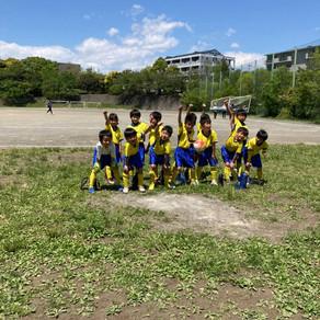 2021.5.3 U8クラス 青葉FC GWカップ
