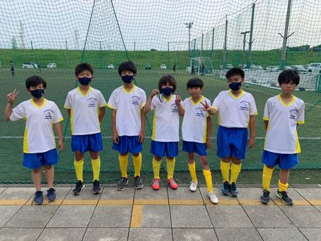 2021.6.2 U12クラス第15回YSCC杯横浜開港記念サッカー大会