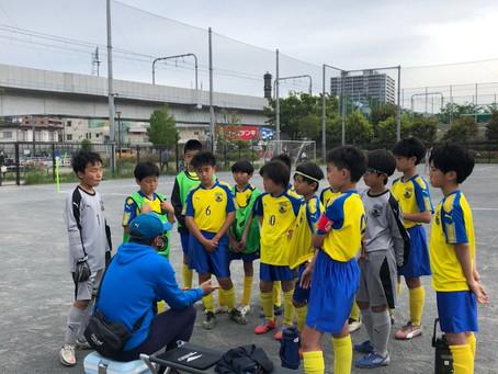 2021.5.5 JFA U12リーグ3日目