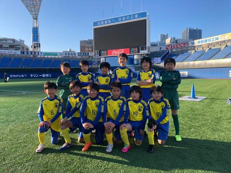 2020.2.9 U11クラス 第51回横浜少年サッカー大会市長杯