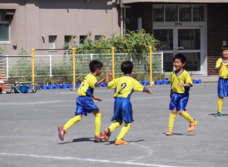 U8クラス 第51回横浜国際チビッ子サッカー大会