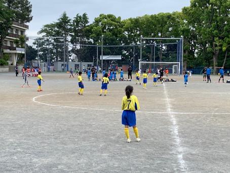 2021.5.5 U10クラス 第48回横浜市春季サッカー大会最終日