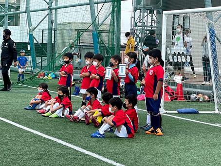 2021.9.26 U6クラス 横浜FCカップ