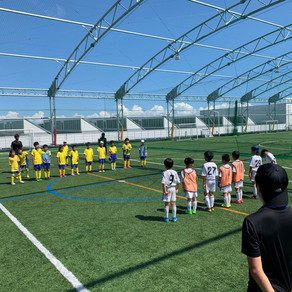 2020.8.29 U9クラス トレーニングマッチ
