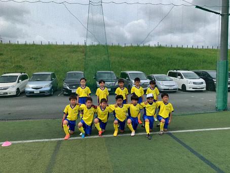 2021.6.2 U9クラス 第15回YSCC杯横浜開港記念サッカー大会