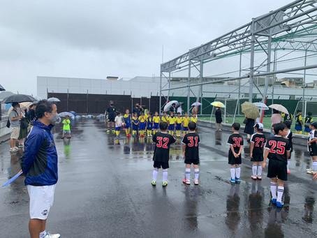 2020.9.12 U8クラス トレーニングマッチ