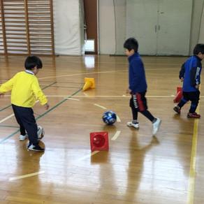 1月から幼稚園クラス年長・年中活動について