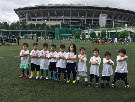 2019.6.22 YFAスーパーキッズゲーム&Jリーグ前座試合