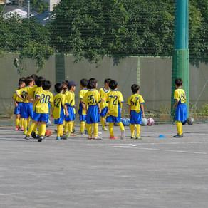 2021.10.24 U7クラス トレーニングマッチ