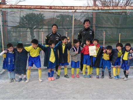 第17回かもめ杯少年サッカー大会U7