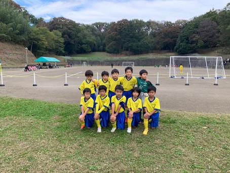 2020.11.7 U8クラス第39回こどもの国サッカー大会