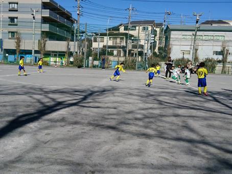 2020.2.1 U7クラス トレーニングマッチ