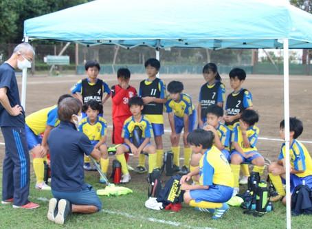 2020.10.4 U12クラス JFAリーグ5-6節
