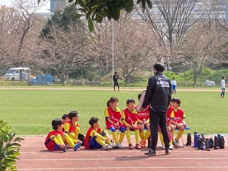 2021.3.20 U9クラス神奈川区リーグ