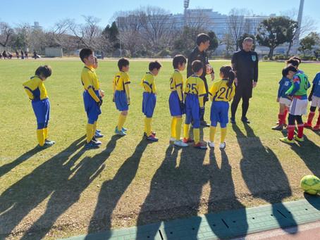 2020.2.9 U9クラス 神奈川区リーグ